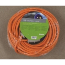 Caravan Power Lead 10 Mtr