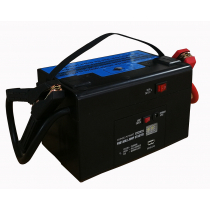 Heavy-Duty 1700A Peak Power Compact Jump Starter