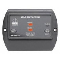 Gas Alarm Remote Sensor with Shut Off Feature