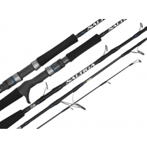 Daiwa Saltiga C83XHS-DF Popper Rod 8ft PE10 300g 2pc