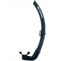 Aropec Floating Spearo Snorkel Black