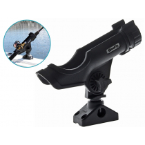 Scotty 230 Powerlock Rod Holder with Combination Side/Deck Mount