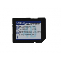 C-MAP 4D MAX Plus SD/MSD Chart Card