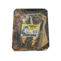 Salty Dog Salted Bait Vacuum Pack 900g Mixed Bait