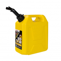 Seaflo Auto Shut-Off Diesel Tank 10L Yellow