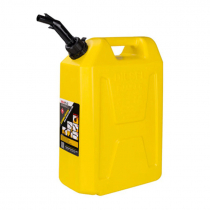 Seaflo Auto Shut-Off Diesel Tank 20L Yellow