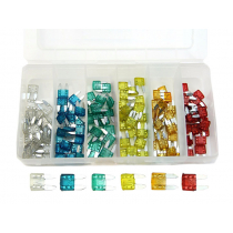 Fuse Replacement Kit Assorted 120 Piece