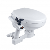 Seaflo Manually Operated Marine Toilet Regular 12V