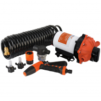 Seaflo 5 Chamber Washdown Pump Kit 18.9LPM 70PSI 24v