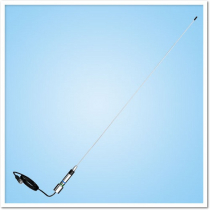 Shakespeare Marine 4356 Marine AM/FM Stainless Steel Whip Antenna 36in