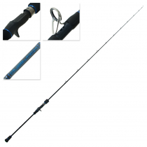 Jig Star Slow Jerk Acid OH Slow Pitch Jigging Rod 6'3'' PE1-2 2pc