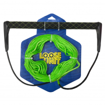 Loose Unit Deluxe Wakeboard Spectra Rope and Handle