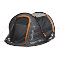 Explore Planet Earth Speedy Blackhole 2-Person Pop-Up Dome Tent