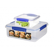 Sistema KLIP IT Sealed Square Container