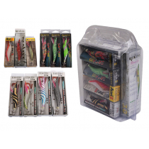 Squid Jig Pack 10 Jigs