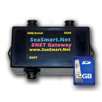 Chetco NMEA 2000 to Ethernet Adapter with Web Server