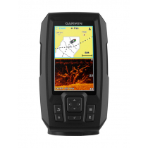 Garmin STRIKER Plus 4cv CHIRP ClearVu Fishfinder with GPS and CV20-TM Transducer