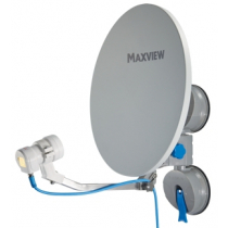Maxview Remora 40 Suction Mount Portable Satellite Dish