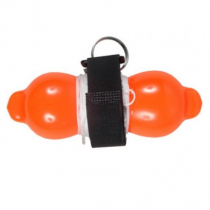 Aropec Dive Marker Buoy with 75ft Line Orange