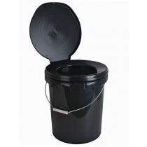 Toilet Bucket with Seat