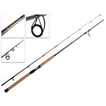Shimano Catana Soft Bait Spinning Rod 7ft 3in 6-8kg 2pc
