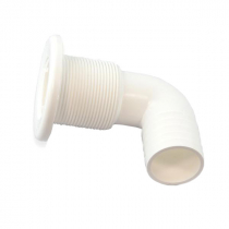 TH Marine Livewell Overflow Drain