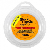 Black Magic Tough Fluorocarbon Line