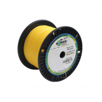 PowerPro Hollow Ace Spectra Braid Hi-Vis Yellow 1500yd