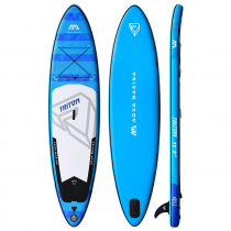 Aqua Marina Triton Advanced All-Around Inflatable Stand Up Paddle Board 11ft 2in