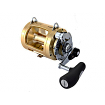 Shimano Tiagra 50 WLRSA and Abyss SW Stand Up Game Combo 5ft 6in 50-80lb 2pc
