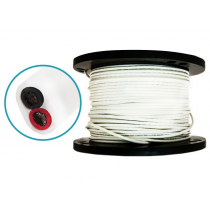 BEP Marine Twin Core Sheathed Cable 4mm 0.6/1kV White - Per Metre