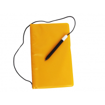 Divers Underwater Notebook with Pencil