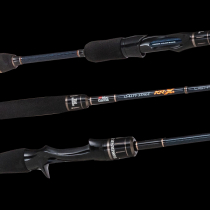Abu Garcia Salty Stage KRX 832 Canal Spinning Rod 8ft 2in 2-6kg 2pc