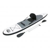 Bestway Hydro-Force WaveEdge Inflatable Stand Up Paddle Board 10ft 2in