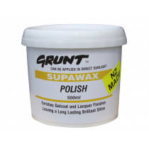 Grunt Supawax Polish 500ml