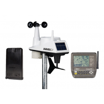 Davis 6120 Vantage Vue and WeatherLink Live Bundle with Console
