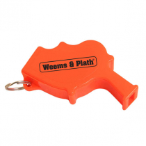 Weems & Plath Storm Safety Whistle