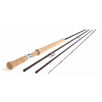 Redington 3106-4 Dually Fly Rod 10ft 6in 3WT 4pc with Tube