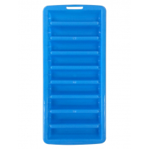 Water Bottle Ice Cube Tray Green Qty 3