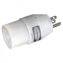 Hubbell HBL31CM28 Adapter 30A Female to 15A Male