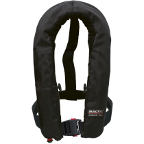 Baltic Winner 150 Manual Life Jacket with Harness Black 40-150kg