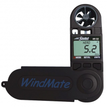 Weatherhawk WM-350 WindMate Handheld Multi-function Weather Meter
