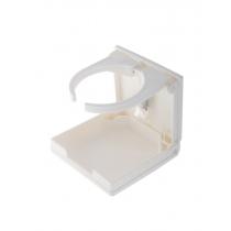 Platinum Adjustable Drink Holder White
