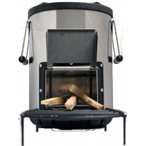 Challenger Portable Wood Burning Stove
