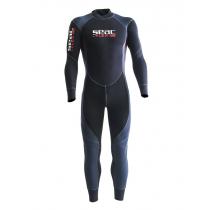 Seac Sub i-FLEX Mens 7mm Semi-Dry Wetsuit Small