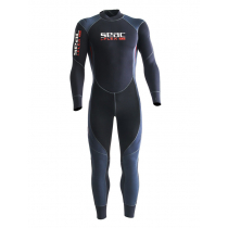 Seac Sub i-FLEX Mens 7mm Semi-Dry Wetsuit Medium