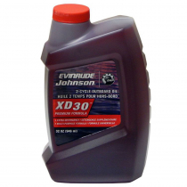 Evinrude Johnson XD30 2-Cycle Outboard Oil 946ml