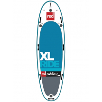 Red Paddle Co 2018 Ride XL Inflatable Stand Up Paddle Board 17ft