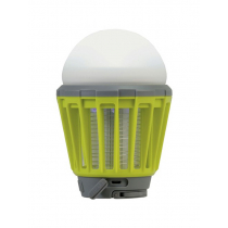 Mosquito Zapper with 180 Lumen LED Lantern