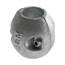DLM Zinc Anode Shaft for Propeller Drive Shaft 1''